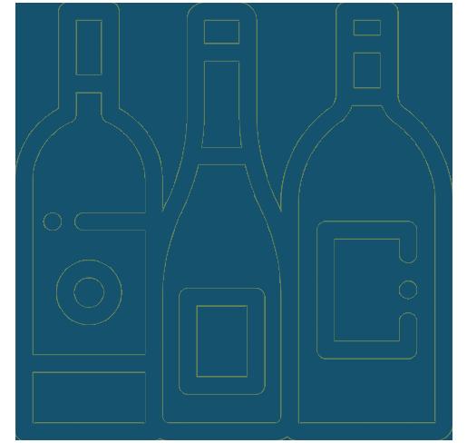 Bottiglie vino