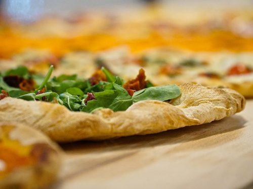 pizza per pranzo