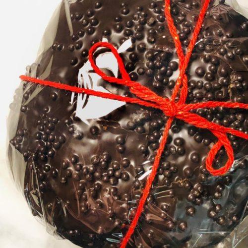 panettone al cioccolato